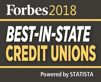 forbes 2018 best in state credit union powered by statista