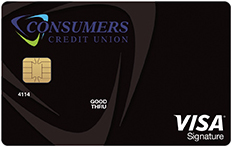 VISA Signature Cash Rebate Card