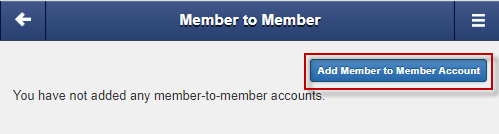 m2m screenshot add member to member account on mobile app